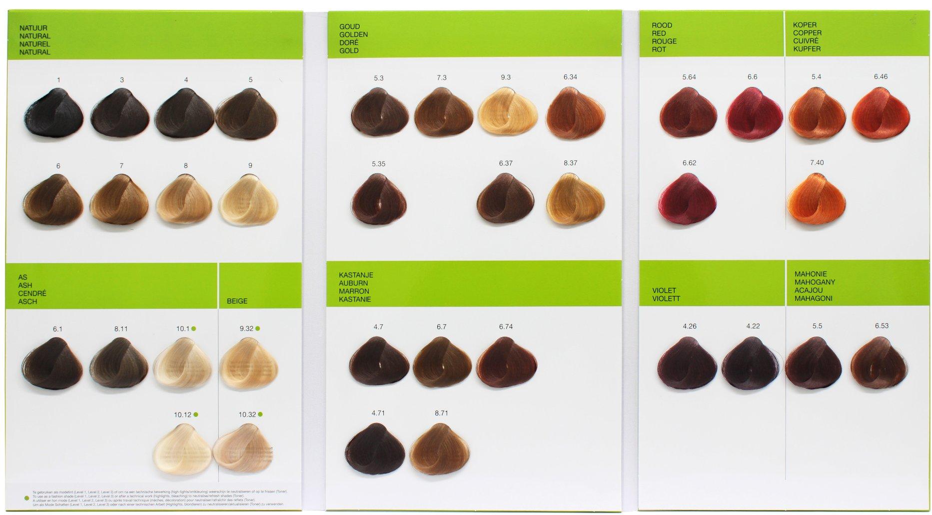 Coloration Naturelle Luméa 100ml Carin : savoirfhair.com : Vos ...